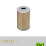 Filtros: H 15 135 n