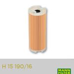 Filtros: H 15 190_16