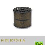 Filtros: H 34 1070_8 A