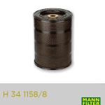 Filtros: H 34 1158_8