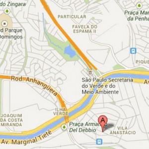 Mapa Techmaq